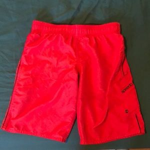 Boys Speedo Swim shorts/swim trunks